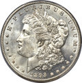 Morgan Dollars, 1893-O $1 MS64 PCGS. CAC....
