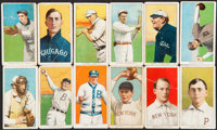1909-11 T206 Sweet Caporal Collection (12)