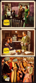 """Movie Posters:Adventure, Wee Willie Winkie & Other Lot (20th Century Fox, 1937). Fine+. Trimmed Lobby Card (10"""" X 13"""") & Lobby Cards (2) (11"""" X 14"""").... (Total: 3 Items)"""
