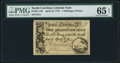 Colonial Notes:South Carolina, South Carolina April 10, 1778 3s 9d PMG Gem Uncirculated 65 EPQ.. ...