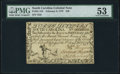 Colonial Notes:South Carolina, South Carolina February 8, 1779 $40 PMG About Uncirculated 53.. ...