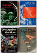 Books:Hardcover, Assorted Vintage Science Fiction Hardcover Volumes Group of 9 (Various, 1940s-70s).... (Total: 9 Items)