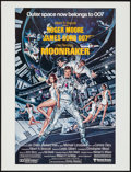 """Movie Posters:James Bond, Moonraker & Others Lot (United Artists, 1979). Rolled, Very Fine-. Promotional Poster (20.5"""" X 27"""") & International Mini Pos... (Total: 3 Items)"""