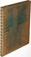 Books:Fine Bindings & Library Sets, Bret Harte. The Heathen Chinee. San Francisco: 1934. One of 500 copies.. ...