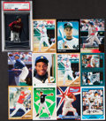 Baseball Cards:Lots, 1989-2012 Baseball Greats Collection (45) Mainly Rookie Year Cards....