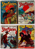 Pulps:Anthology, Short Stories Box Lot (Short Stories Inc., 1937-40) Condition:Average VG....