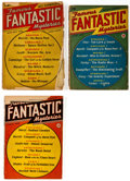Pulps:Science Fiction, Famous Fantastic Mysteries Box Lot (Frank A. Munsey Co., 1939-53) Condition: Average GD/VG....