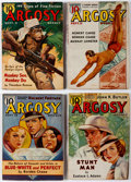 Pulps:Adventure, Argosy Weekly Box Lot (Munsey, 1937-43) Condition: Average GD....