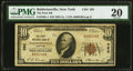 National Bank Notes:New York, Baldwinsville, NY - $10 1929 Ty. 1 The First NB Ch. # 292 PMG Very Fine 20.. ...
