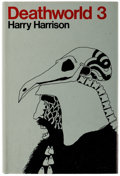 Books:First Editions, Harry Harrison Deathworld 3 Signed First Edition (Faber, 1969)....