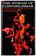 Books:First Editions, The Worlds of Clifford Simak First Edition (Simon & Schuster, 1960)....