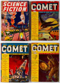 Pulps:Science Fiction, Assorted Science Fiction Pulps Box Lot (Various, 1939-60) Condition: Average GD....