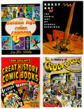Books:General, Assorted Comic Book- and Comic Strip-Related Books Group of 16 (Various, 1950s-2000s).... (Total: 16 Items)