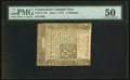 Colonial Notes:Connecticut, Connecticut June 1, 1773 5s PMG About Uncirculated 50.. ...