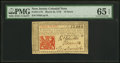 Colonial Notes:New Jersey, New Jersey March 25, 1776 18d PMG Gem Uncirculated 65 EPQ.. ...