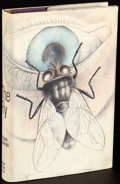 """Movie Posters:Drama, The Fly by Richard Chopping (Farrar, Straus, & Giroux, 1965). Very Fine-. First Printing Hardcover Book (291 Pages, 5.75"""" X ..."""