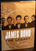 Movie Posters:James Bond, James Bond: The Legacy by John Cork and Bruce Scivally (Harry N. Abrams, 2002). Very Fine/Near Mint. Autographed First Editi...