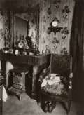 Photographs:Gelatin Silver, Jean Eugène Auguste Atget (French, 1857-1927). Paris Interior, circa 1910. Gelatin silver, printed later by Bernice Abbo...