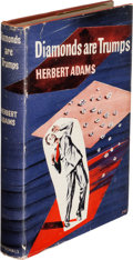 Books:Mystery & Detective Fiction, Herbert Adams. Group of Four Macdonald & Co. Books. London: 1947-1957. First editions.. ... (Total: 4 Items)