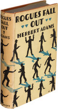 Books:Mystery & Detective Fiction, Herbert Adams. Pair of Jimmie Haswell Detective Stories. Philadelphia: 1928-1932. First U. S. editions.. ... (Total: 2 Items)