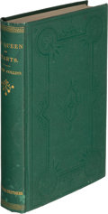 Books:Mystery & Detective Fiction, Wilkie Collins. The Queen of Hearts. New York: 1859. First U. S. edition, green cloth variant.. ...