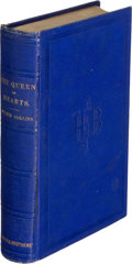Books:Mystery & Detective Fiction, Wilkie Collins. The Queen of Hearts. New York: 1859. First U. S. edition, blue cloth variant.. ...