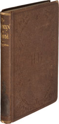 Books:Mystery & Detective Fiction, Wilkie Collins. The Woman in White. New York: 1860. First U. S. edition.. ...