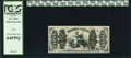Fractional Currency:Third Issue, Fr. 1365 50¢ Third Issue Justice PCGS Very Choice New 64PPQ.. ...