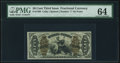 Fractional Currency:Third Issue, Fr. 1360 50¢ Third Issue Justice PMG Choice Uncirculated 64.. ...
