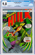 Bronze Age (1970-1979):Superhero, The Incredible Hulk #168 (Marvel, 1973) CGC NM/MT 9.8 White pages....
