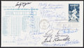 Autographs:Post Cards, 1983 1st All Star Game Multi-Signed First Day Cover (15 Signatures). ...