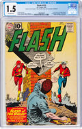 Silver Age (1956-1969):Superhero, The Flash #123 (DC, 1961) CGC FR/GD 1.5 Off-white pages.