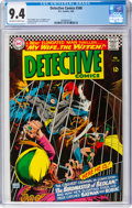 Silver Age (1956-1969):Superhero, Detective Comics #348 (DC, 1966) CGC NM 9.4 Off-white to white pages....