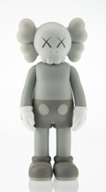 Collectible:Contemporary, KAWS (b. 1974). Companion (Grey), 2016. Painted cast vinyl. 10-1/2 x 5-1/2 x 3-1/2 inches (26.7 x 14 x 8.9 cm). Open Edi...