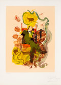 Prints & Multiples:Contemporary, Salvador Dalí (1904-1989). Dali Dreams, 1978. Lithograph in colors on Arches paper. 29-3/4 x 21-1/2 inches (75.6 x 54.6 ...