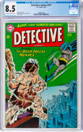 Silver Age (1956-1969):Superhero, Detective Comics #337 (DC, 1965) CGC VF+ 8.5 Off-white to white pages....