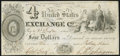 Obsoletes By State:Maine, Portland, ME- United States Foreign and Domestic Exchange Co. $4 Dec. 11, 1837 Wait 252 Very Fine.. ...