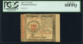 Colonial Notes:Continental Congress Issues, Continental Currency January 14, 1779 $1 PCGS About New 50PPQ.. ...