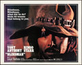 """Movie Posters:Western, Blindman & Other Lot (ABKCO, 1972). Rolled and Folded, Overall: Very Fine-. Half Sheets (3) (22"""" X 28""""). Western.. ... (Total: 3 Items)"""