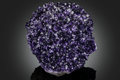 "Minerals:Cabinet Specimens, Quartz var. Amethyst ""Big Burr"". Andre Jachetti Mine, Artigas, Artigas Department, Uruguay. ..."