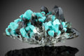 Minerals:Cabinet Specimens, Microcline var. Amazonite & Quartz var. Smoky . Jack Rabbit Mine, Lake George, Teller Co., Colorado, USA. ...