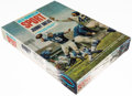 """Football Collectibles:Others, 1964 Aurora """"Great Moments in Sport"""" Johnny Unitas Model - Still Sealed In Factory Wrap. ..."""
