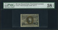 Fractional Currency:Second Issue, Fr. 1317 50¢ Second Issue PMG Choice About Unc 58 EPQ.. ...
