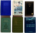 Books:Hardcover, H.G. Wells Hardcover Books Group of 11 (Various Publishers, 1890s-1940s).... (Total: 11 Items)