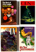 Books:Hardcover, Assorted Science Fiction Hardcover Volumes Group of 8 (Various, 1970-2009).... (Total: 8 Items)