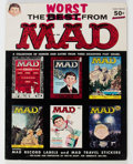 Magazines:Mad, Worst From Mad #1 (EC, 1958) Condition: FN/VF....