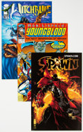 Modern Age (1980-Present):Miscellaneous, Modern Age Comics Box Lot (Various Publishers, 1990s) Condition: Average NM....