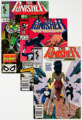 Modern Age (1980-Present):Superhero, Punisher/Silver Surfer Box Lot (Marvel, 1980s-90s) Condition: Average VF/NM....