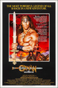 "Movie Posters:Action, Conan the Destroyer (Universal, 1984). Rolled, Very Fine+. One Sheet (27"" X 41""). Action.. ..."
