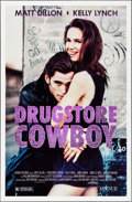 "Movie Posters:Crime, Drugstore Cowboy & Other Lot (Avenue Pictures, 1989). Rolled, Very Fine/Near Mint. One Sheets (2) (27"" X 41"") SS. Crime.. ... (Total: 2 Items)"